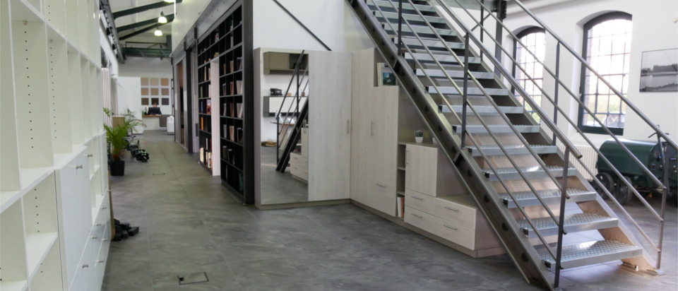 besuche unsere ausstellung. Black Bedroom Furniture Sets. Home Design Ideas