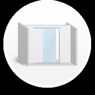 Favorit Schiebetür selber bauen | deineSchiebetuer.de DF77