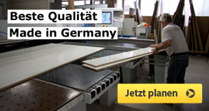 Beste Qualität - Made in Germany