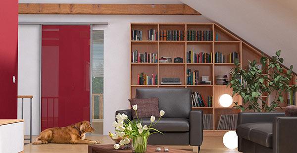 schiebet r selber bauen. Black Bedroom Furniture Sets. Home Design Ideas